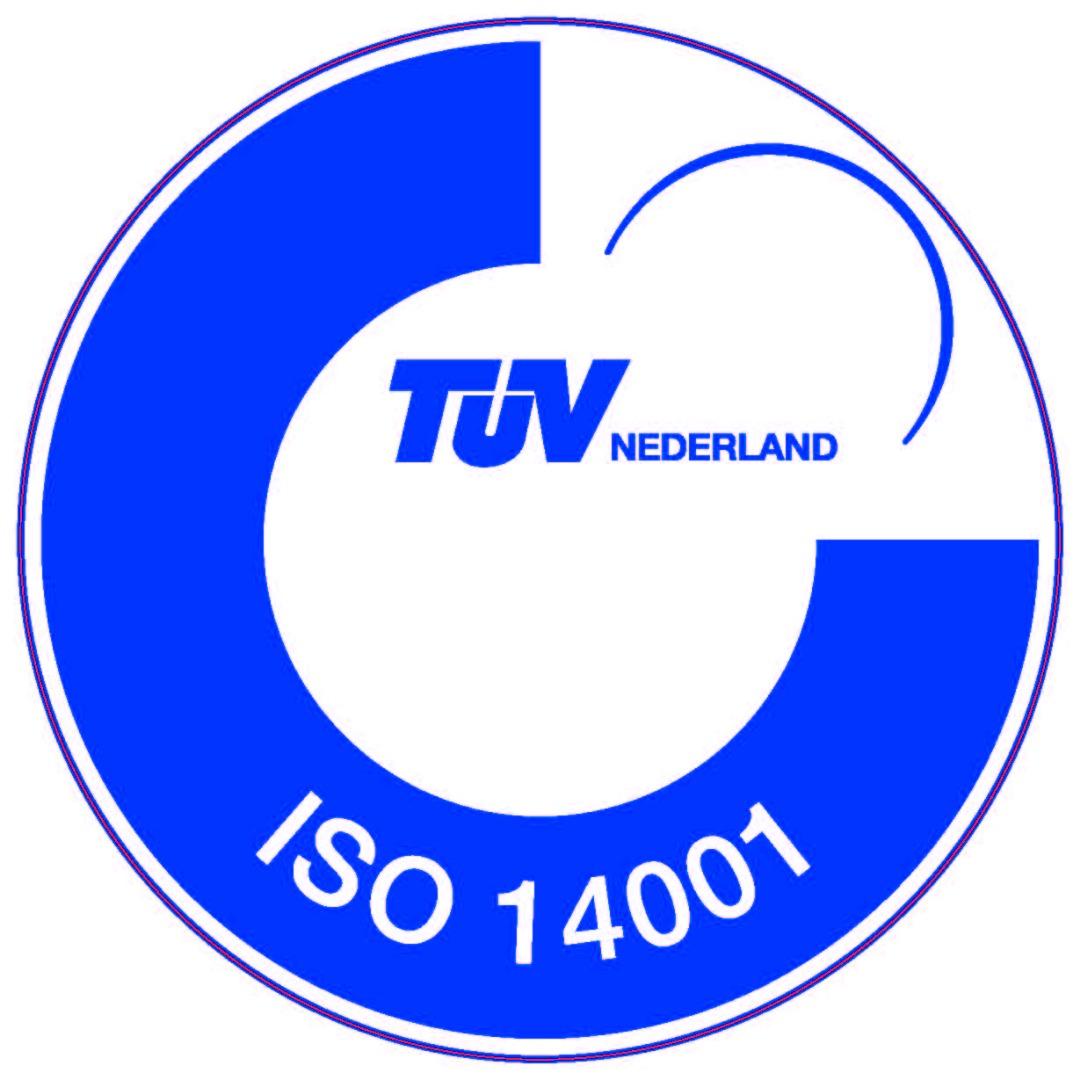 ISO 14001 TUV Nederland